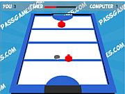 Игра Аэро хоккей