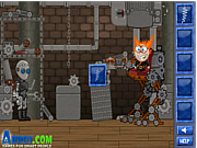 Игра Мир роботов