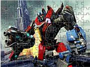 Игра Трансформеры. Мозайка