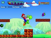 Игра Великие приключения Марио 4