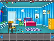 Игра Двойное спасение из комнаты