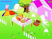 Игра Сад свинки Пеппы