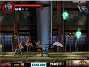Игра Нинзя против зомби