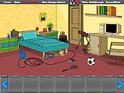 Игра Освобождение из комнаты монстра
