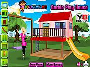 Игра Кукольный домик Барби