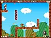 Игра Марио - защитник от зомби