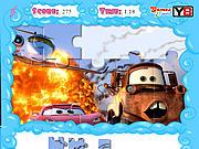 Игра Die Cars 2. Das Puzzle