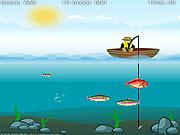 Игра Занимательная рыбалка