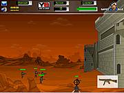 Игра Нападение солдат