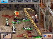 Игра Зомби-город