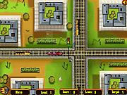 Игра Контролер на поезде