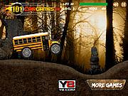 Игра Автобус с монстрами