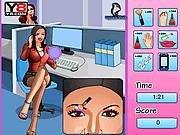 Игра Офисная девченка