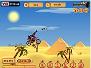 Игра Гонки на пирамидах