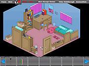 Игра Cutaway Puppy Room Escape
