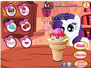 Игра Мороженое для маленького пони