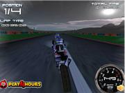 Игра Призрачный гонщик