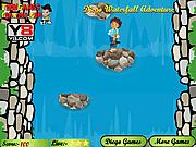 Игра Диего и водопад