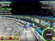 Игра Космические гонки 3D