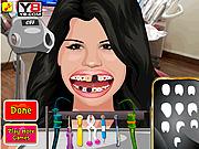 Игра Селена Гомез - Идеальные зубы