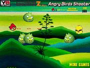 Игра Злые птички атакуют!