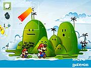 Игра Сражение Марио