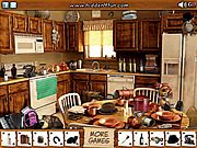 Игра Уборка на кухне