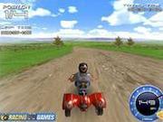 Игра Веселая гонка 3D