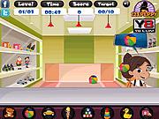 Игра Детский магазин