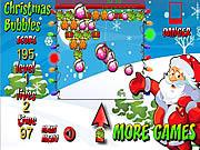 Игра Рождественские пузырьки 2011