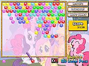 Игра Пузыри для пони