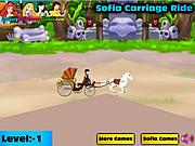 Игра Увлекательная гонка с Софией