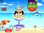 Игра Летнее мороженое