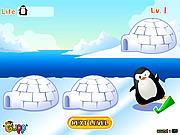 Игра Найди пингвина