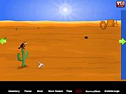 Игра Освобождение из пустыни Сахара