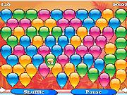 Игра Разноцветные шарики