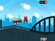 Игра Транспортировка машин 2