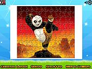 Игра Кунг-фу панда 2. Мозайка