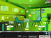 Игра Найди выход из зеленой комнаты