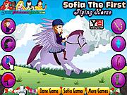 Игра София первая летающая лошадка