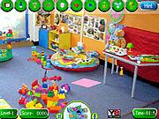 Игра Детская комната. Скрытые предметы