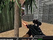 Игра Быстрая пушка
