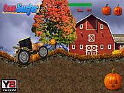 Игра Водитель трактора 2