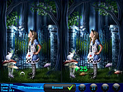 Игра Cap Of Invisibility 5 Differences