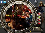 Игра Артур и Рождество. Скрытые цифры