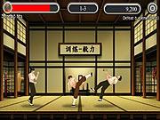 Игра Кунг Фу - Квест башни