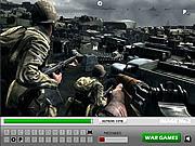 Игра Военная зона. Скрытыте предметы