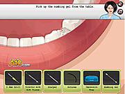 Игра Die eilige Operation - der Zahnarzt