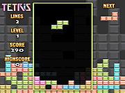 Игра Возвращения Tetris