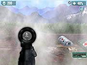 Игра Защита базы - снайперская онлайн стрелялка